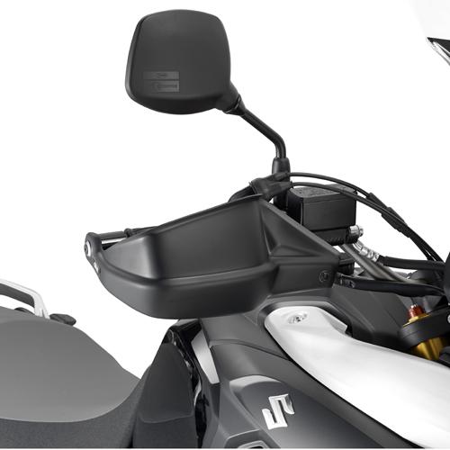 Cubremanos Givi HP3105 para moto Suzuki DL 1000 V-Strom 14> y Suzuki DL 650 V-Strom 11>