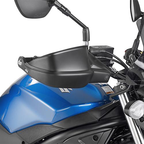 Paramanos específico en ABS para moto Suzuki SV 650 2016