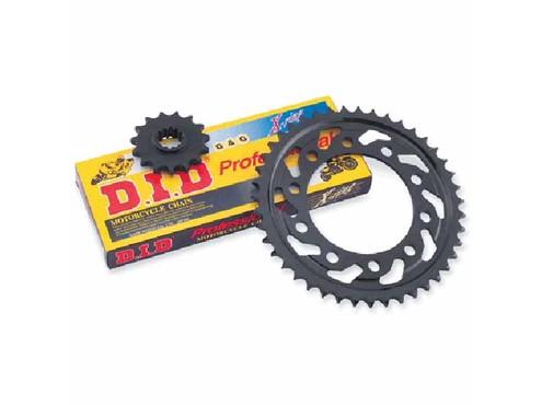 Kit de transmisión standard DID para moto Derbi SM 50 99-02