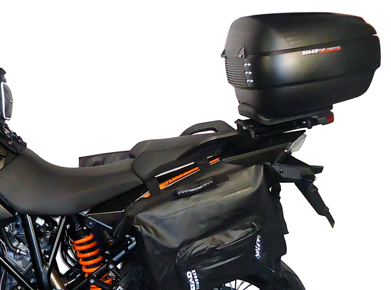 Soporte Baúl Trasero Shad K0DV14ST para KTM 1190 Adventure 2014>