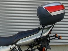 Soporte de baúl trasero Shad K0ER57ST para Kawasaki ER5 500 02-07