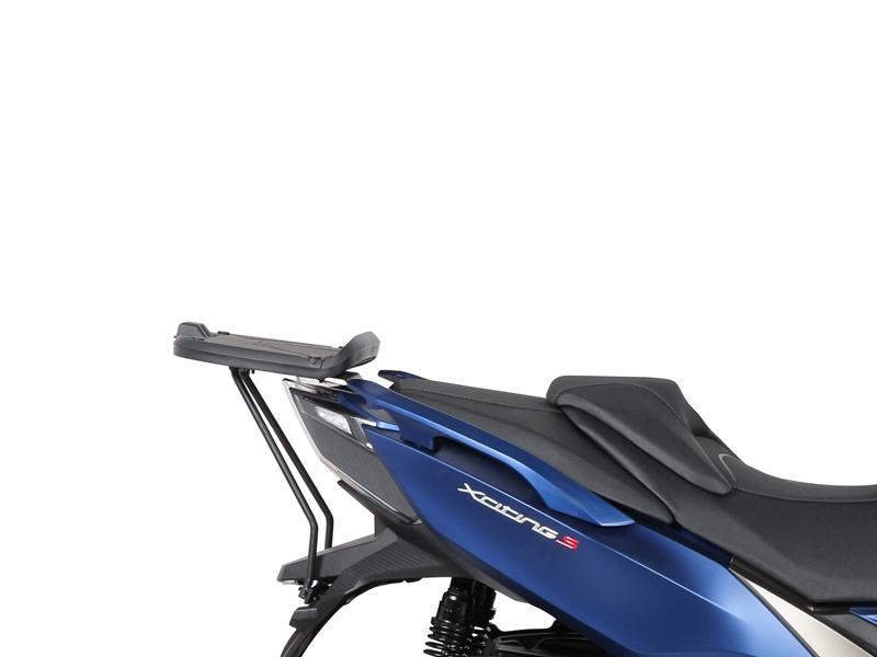 Soporte maleta trasera Shad para Kymco Xciting 400 2018