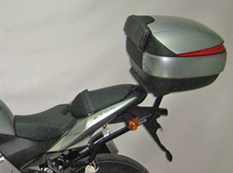 Soporte Baúl Trasero Shad K0Z778ST para Kawasaki Z 750 07-12|Z 1000K 07-09