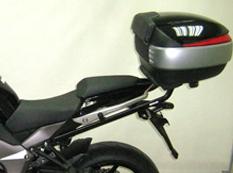 Soporte de baúl trasero Shad K0ZS11ST para Kawasaki Z1000 SX 11-17