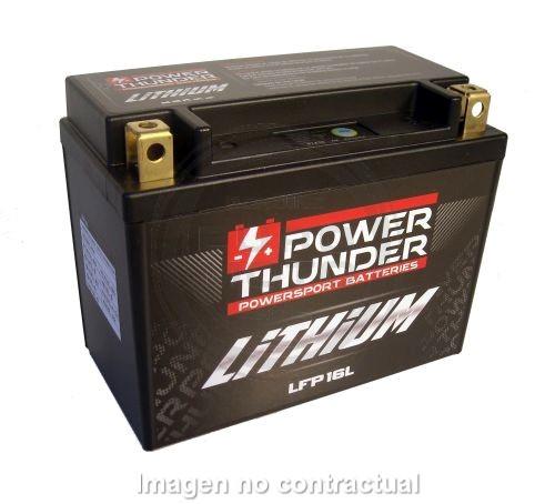 Bateria de Litio Power Thunder LFP16L