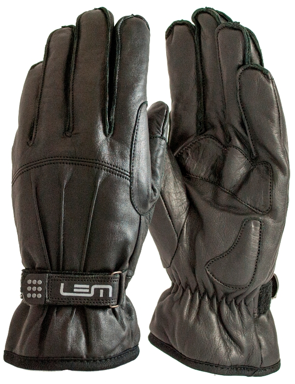 Guantes moto invierno Lem Leather Unisex