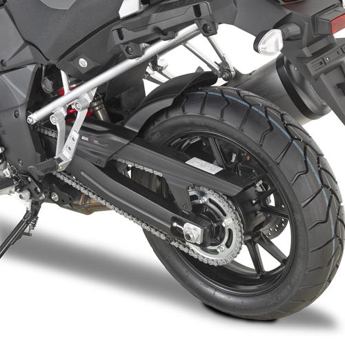 Guardabarros trasero Givi para moto Suzuki DL 1000 V-Strom 2014