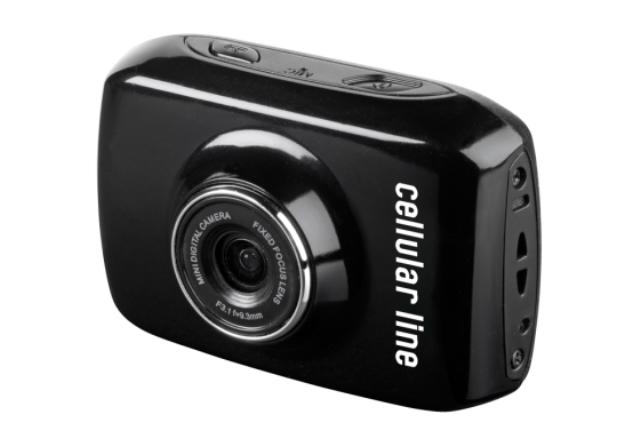 Videocamara deportiva mini con LCD Motioncam Interphone