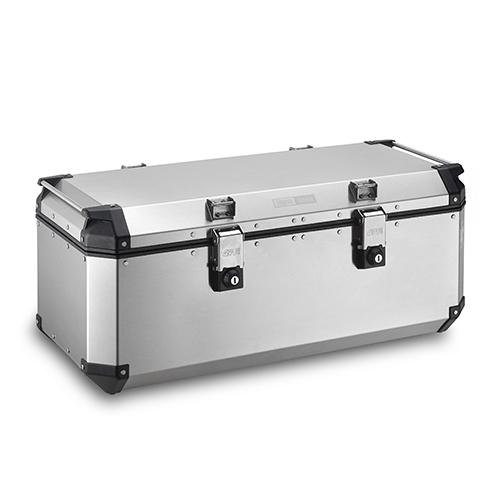 Maleta Givi Monokey Ouback de 110 Lts. en aluminio para Quad/ATV