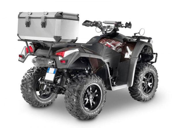 Soporte universal de maleta trasera Givi Outback ATV 110 para quad/ATV