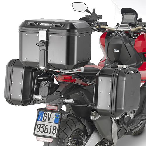 Soporte de maletas laterales Givi Monokey para Honda X-ADV 2017