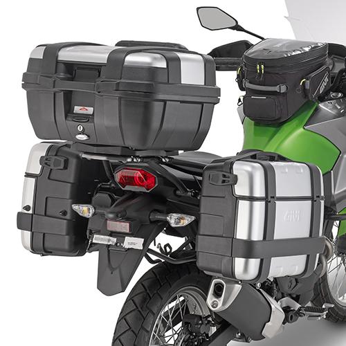 Soporte de maletas laterales Givi para Kawasaki Versys - X 300 2017