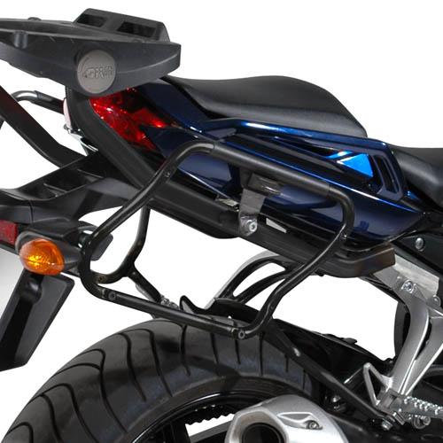 Soporte de maletas laterales Givi Monokey Side PLX359 para Yamaha FZ1 Fazer 1000 2006-2015