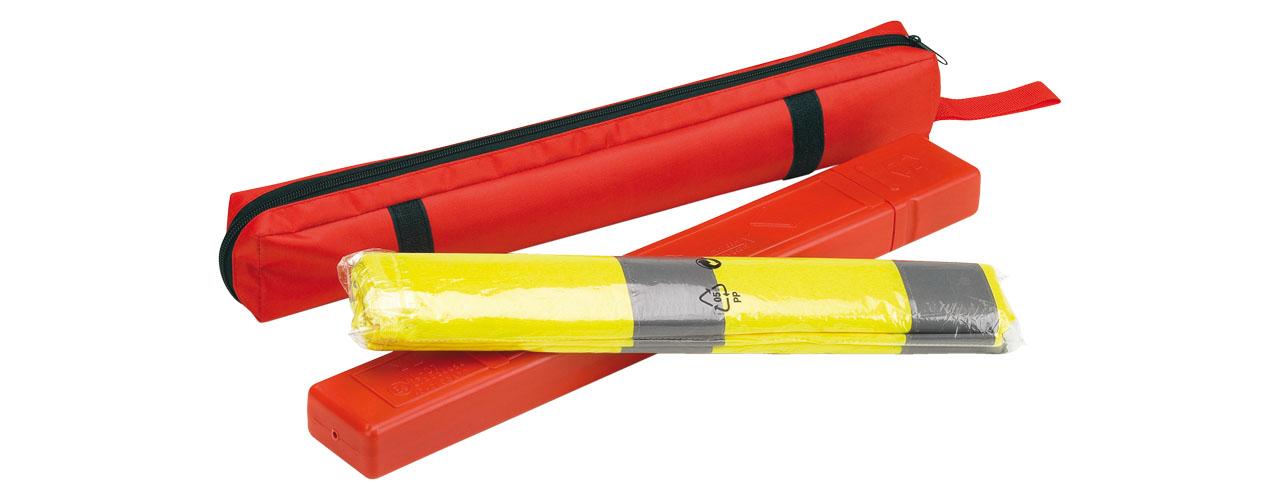 Kit de accesorios de seguridad triangulo y chaleco Givi S300