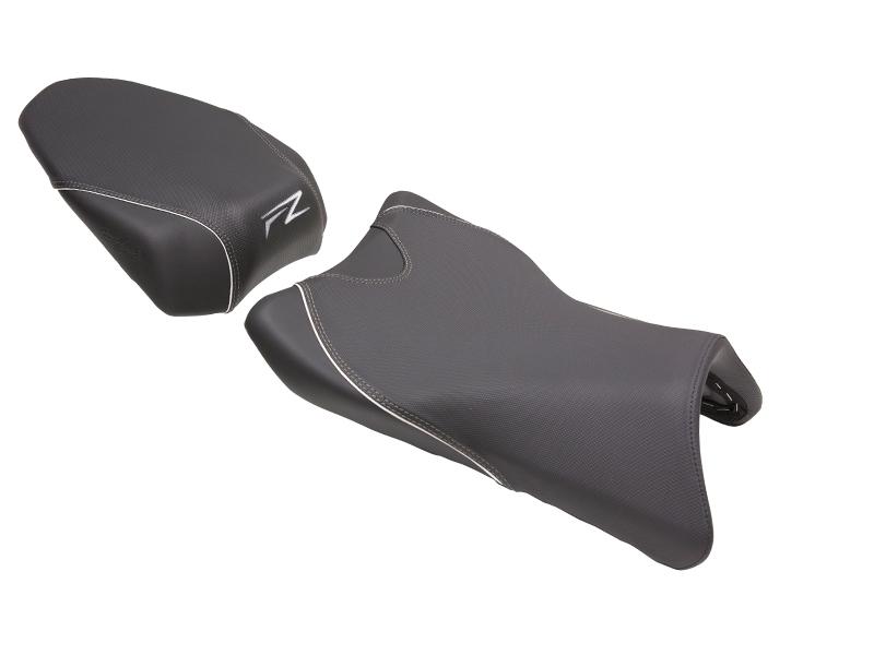 Asiento SHAD Confort negro/blanco para Yamaha FZ8 10-16