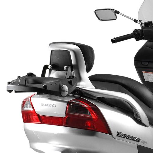 Suzuki Burgman 250/Business-01//09//Burgman 400-01//06 Soporte para ba/úles Shad-S0S21T