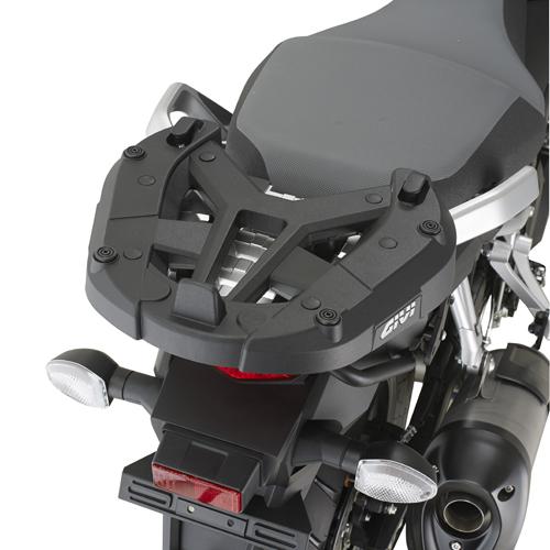 Soporte de baúl trasero Givi Monokey SR3105 para moto Suzuki DL 1000 V-Strom 2014-16