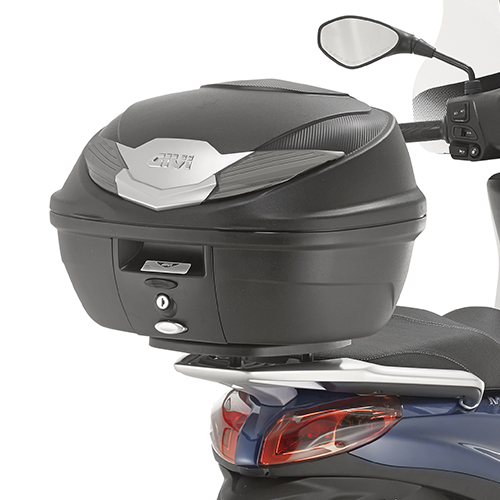 Soporte de maleta trasera Givi Monolock SR5612 para moto Piaggio Medley 125-150 2016