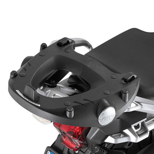 Soporte de maleta Givi Monokey SR6403 para moto Triumph Tiger Explorer 1200 12-15