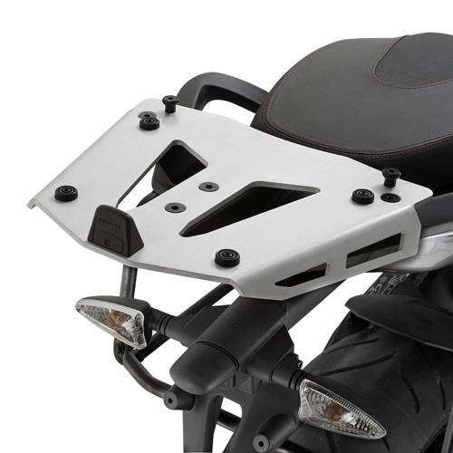 Soporte de baúl trasero Givi Monokey SRA6706 para moto Aprilia Caponord 1200 13>