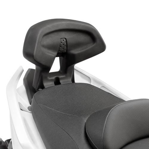 Respaldo Givi TB2013 para moto Yamaha T-Max 500 08-11 T-Max 530 12>
