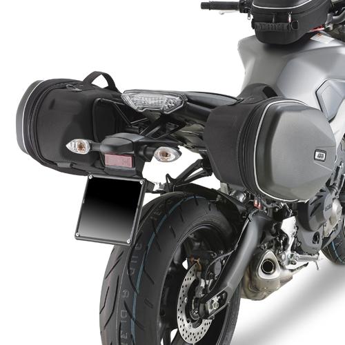 Soporte de alforjas laterales Givi para moto Yamaha MT-09 2013>