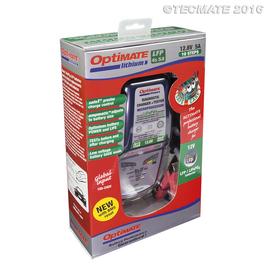Cargador de baterias Optimate Lithium 5.0A TM 290