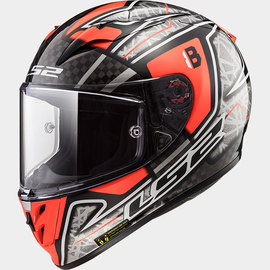 Casco integral LS2 Arrow C EVO Replica Hector Barbera