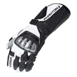Guante Racing para hombre Held Phantom II negro/blanco