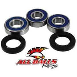 Kit All Balls 25-1257 rodamientos y retenes rueda trasera Honda