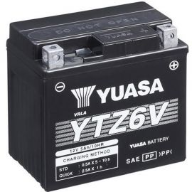 Batería Yuasa YTZ6-V Alto rendimiento