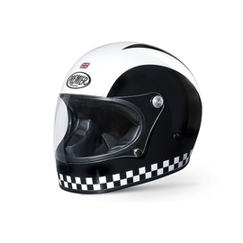 Casco moto Premier Trophy M Retro