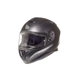 Casco MT FF106 Targo Solid A1 Negro Mate