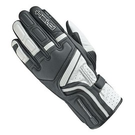 Guante touring para hombre Held Travel 5 Negro/Blanco