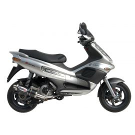 Escape Mivv GP Carbono para GILERA RUNNER 200 03 - 04