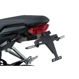 Portamatriculas Puig para Honda CB 650 R 19-20 | CBR 650R 2019-20