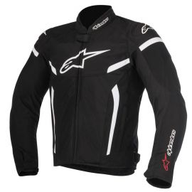 Chaqueta Alpinestars T-GP Plus R V2 Air Negro / Blanco