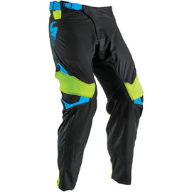 Pantalón cross Prime Fit Rohl THOR Verde/negro
