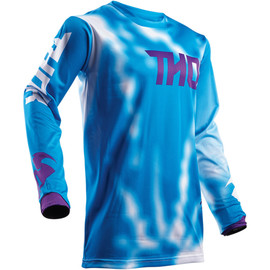 Camiseta cross Pulse Air Radiate THOR Azul