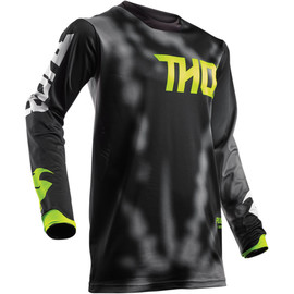 Camiseta cross Pulse Air Radiate THOR Negro