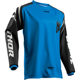 Camiseta cross Sector Zones THOR Azul
