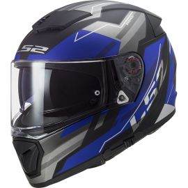 Casco LS2 FF390 Breaker BETA Azul Mate
