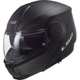 Casco LS2 FF902 Scope Solid Negro Mate