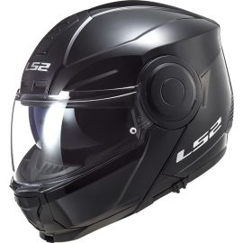 Casco LS2 FF902 Scope Solid Negro