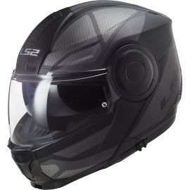 Casco LS2 FF902 Scope Axis Negro / Titanio