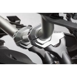Acercadores y Elevadores 30 mm SW Motech para KTM 1290 Super Duke GT 16-19 Adv 950/990 03-11 SM T 09-16 Yamaha XTZ 700 Teneré 19-21