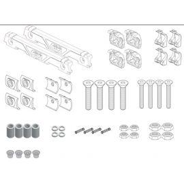 Kit de anclaje configuración monokey cam side portamaletas laterales Givi Ref: OFCAM (para anclajes PLO___ y PLOR___)