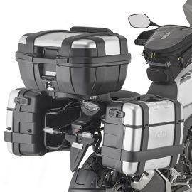 Portamaletas lateral Givi Monokey para Honda CB 500 X 19-21