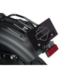 Portamatrículas Puig para Harley Davidson Sportster 883 Iron 13-20