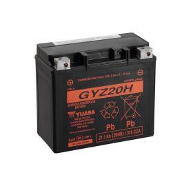 Batería Yuasa GYZ20H Alto rendimiento